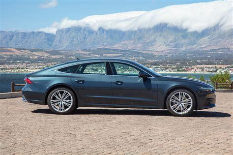 Audi A7 2019 by 2019 Audi A7 Sportback Drive Review Automobile