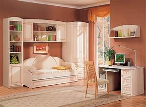 Fascinating beautiful teenage bedroom color schemes for Kitchen cabinets lowes with teen room wall art