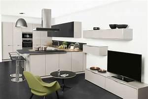 Cuisine faire une cuisine ouverte for Deco cuisine pour meuble de sejour