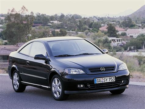 Opel Astra 2000 by Car In Pictures Car Photo Gallery 187 Opel Astra G Coupe