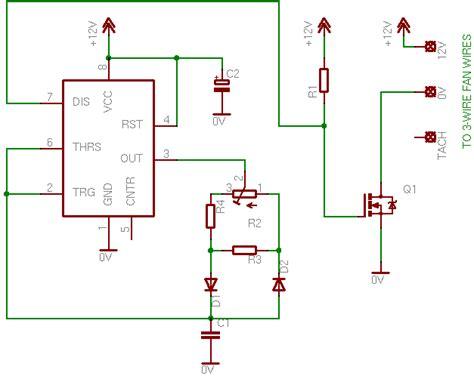 High Frequency Pwm Fan Controller Kaminskiengineering