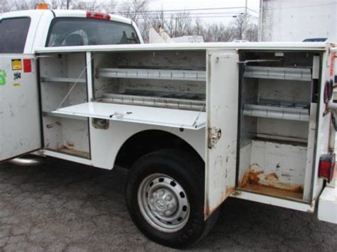 stahl utility bed purchase used running utility stahl service bed truck