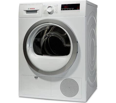 bosch serie 4 buy bosch serie 4 wtn85280gb condenser tumble dryer