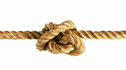 Knot Rope Tied Tight String Pulled Ropes
