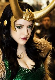 Female Loki Cosplay