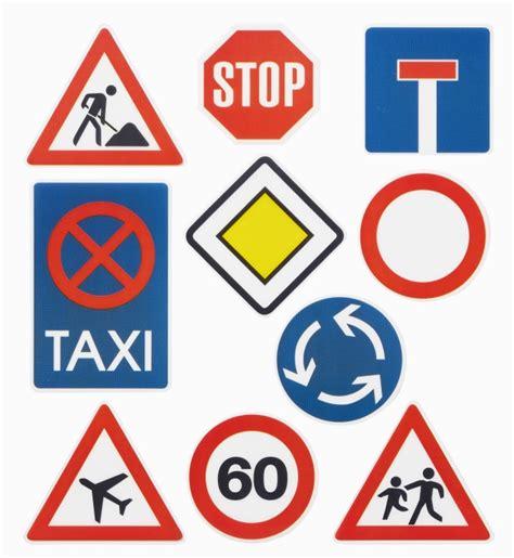 Verkehrsregeln Quiz by Sticker Design Verkehrsschilder Sticker Etiketten U