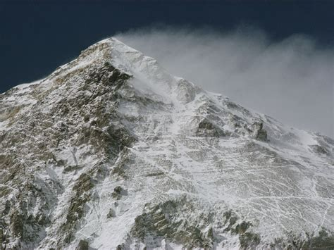 whats  mount everest national geographic society