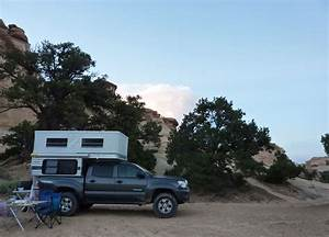 SWIFT POPUP (SHORTER 5 0' BED)  Four Wheel Campers Low Profile, Light Weight, Popup Truck