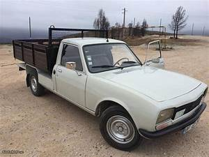 Vendido Peugeot 504 Pick-up - 87