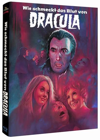 Dracula Hammer Blood Taste Films Directions
