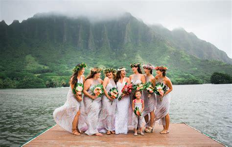 kaui john kualoa ranch oahu hawaii wedding