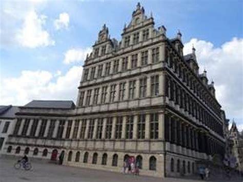 euro voor restauratie van het stadhuis  gent