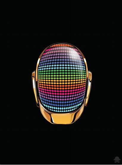 Gifs Animated Give Daft Helmets Punk Song