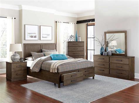 Homelegance Bedroom Set by Homelegance Bracco Bedroom Set Brown 1769 Bedroom Set At