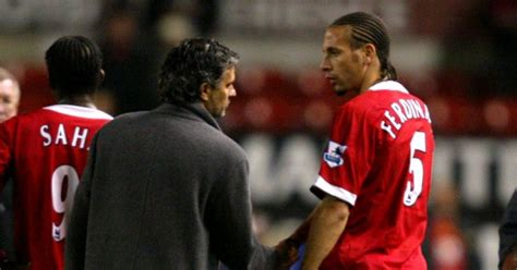 Ferdinand explains why he 'feels sorry' for Mourinho after ...