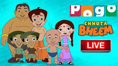 Watch Pogo Tv Live Channel (hindi