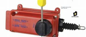 Pull-safe Conveyor Safety Pull Wire Switch