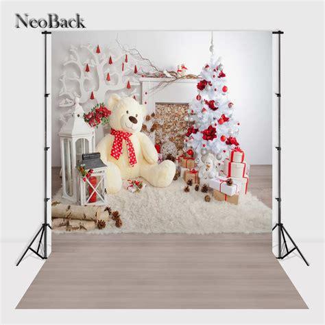 Backdrop Santa by Neoback 3x5ft 5x7ft View Santa