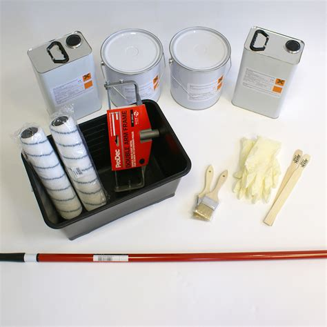 floor kit rfc resin garage floor coating kit