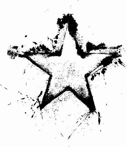 Star Grunge Stamp Transparent Onlygfx Px 2118