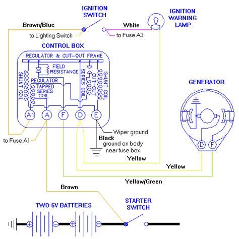 mga charging circuit diagram