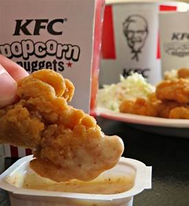 KFC Popcorn Nuggets Are The Real Thing - Written Reality