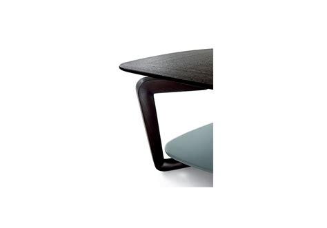 Fiorile Dual-shelf Coffee Table Poltrona Frau