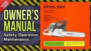 Stihl 044 Spare Parts List