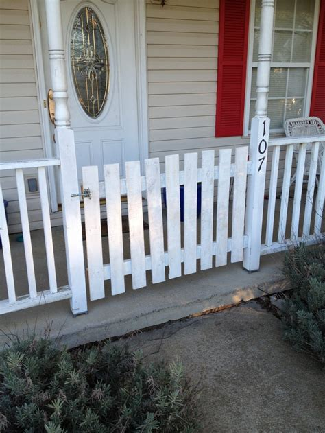 gate for front porch 20 best images about front porch gate on