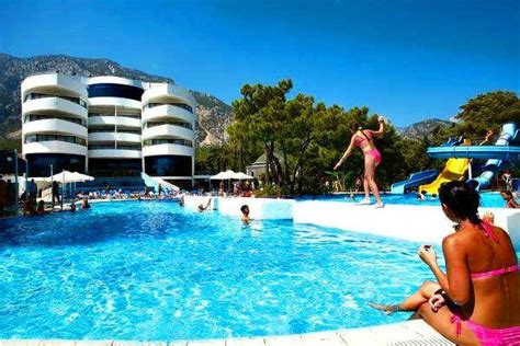 Catamaran Hotel Resort by Antalya Resorts Catamaran Resort Hotel Kemer Antalya Turkey