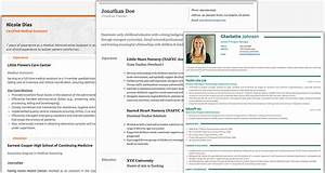 Resume builder cover letter templates cv maker resumonk for Free resume editing software