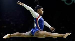 Simone Biles wins Olympic gold in gymnastics all-around ...  Gymnastics