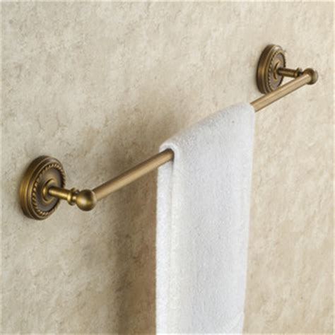 brass towel bars for bathrooms my web value
