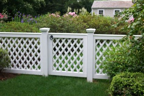 lattice fence lattice fence lowes woodworking projects plans