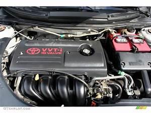 2001 Toyota Celica Gt 1 8 Liter Dohc 16-valve Vvt