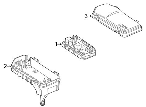 land rover range rover fuse box engine compartment