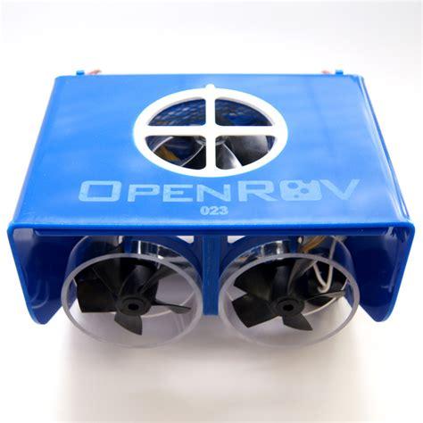 openrov  open source underwater robot reef