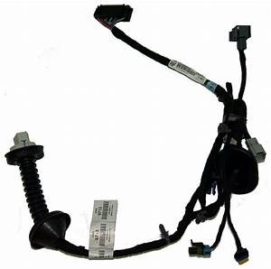 2011 Cadillac Dts Right Front Door Window Wire Harness