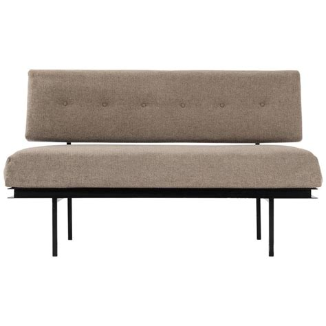 Knoll Settee by Florence Knoll Settee For Sale At 1stdibs