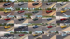 Classic Cars Ai Traffic Pack By Jazzycat V3 4 Mod For