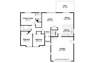 floor palns ranch house plans halsey 30 847 associated designs