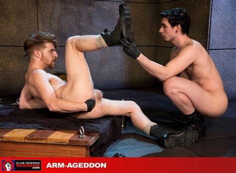 Arm Ageddon Scene 2 Jace Eros And Luka Sage Gallery Of Men