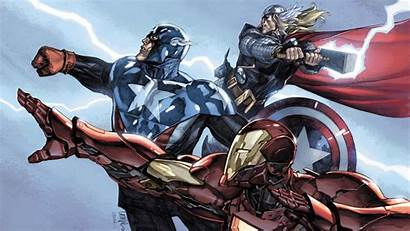 Avengers Comics Wallpapers Awesome