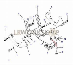 Air Conditioning Compressor Fixings - 2 5 Td