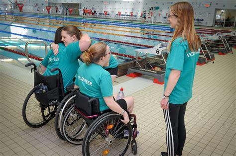Make volunteering in sport more appealing for disabled ...