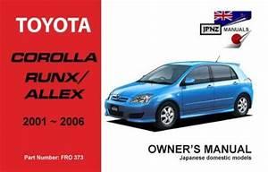 Toyota Runx    Allex 2001