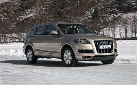 Audi Q7 2011 Widescreen Exotic Car Picture #07 Of 35