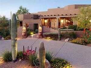 Best desert landscape backyard ideas on