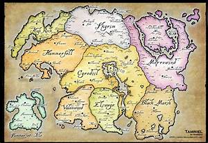 Skyrim Map - Over 25 Different Maps of Skyrim to Map Out ...