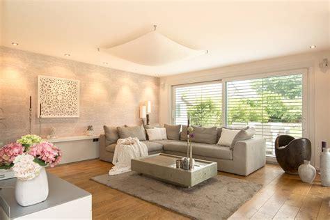 wohnzimmer einrichten modern und zugleich gemuetlich